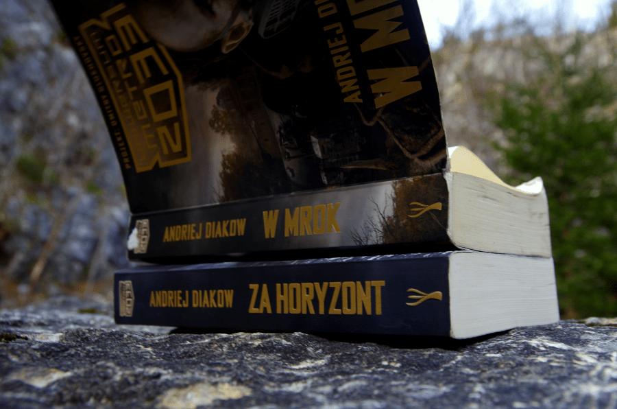 Andriej Diakow - W Mrok, Za Horyzont - czytam