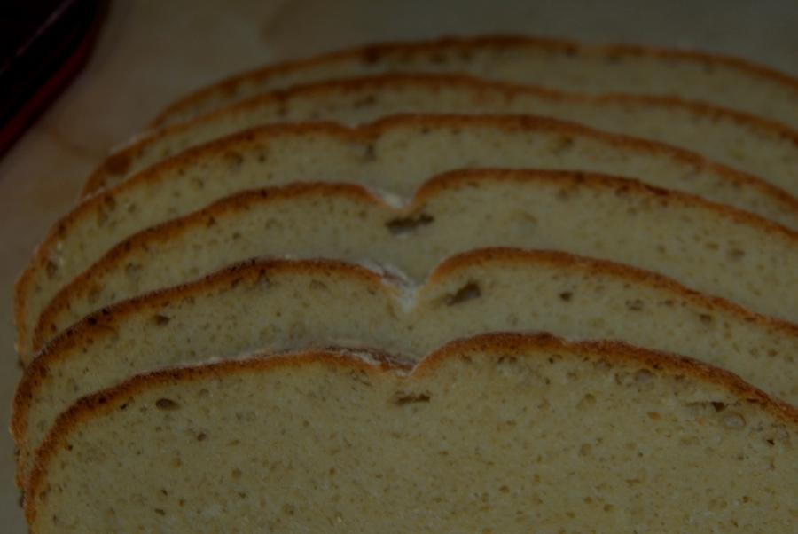 Kromeczkie mojego drugiego chleba
