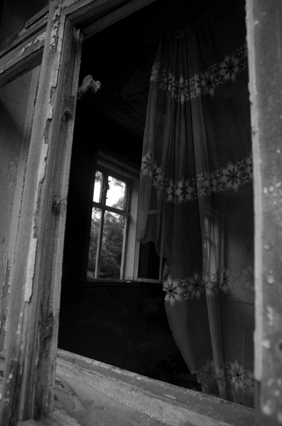 Czeski zakątek - Pstrążna - rozpad z firanką
