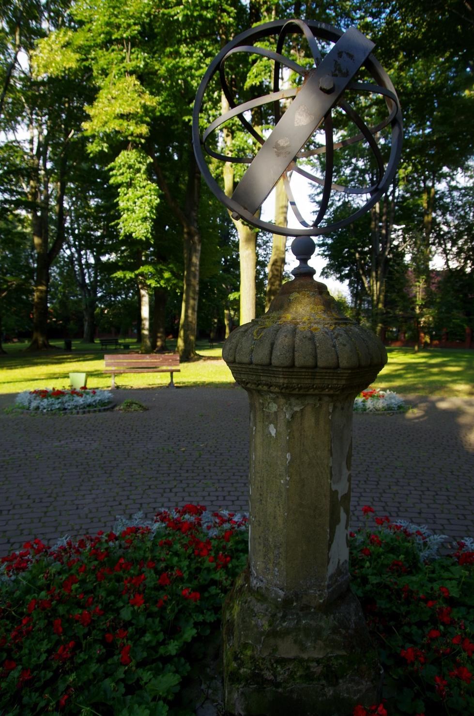 Jak poznać swoje miasto - Giszowiec - w parku