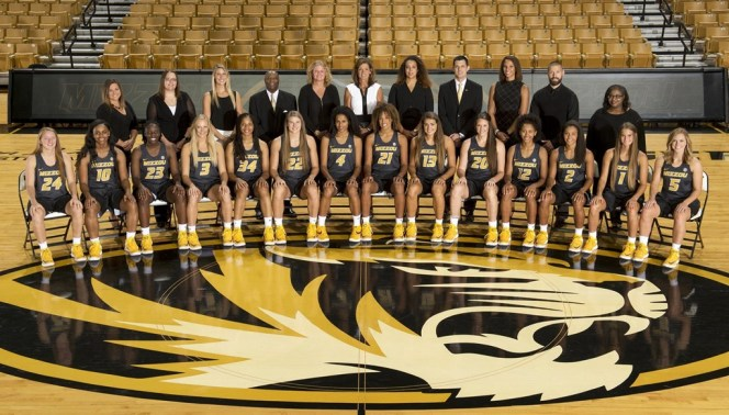 missouri womens team