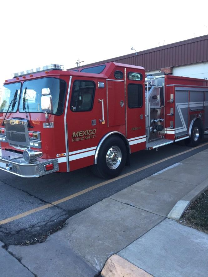 MPSD fire truck 2