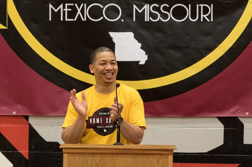 Mexico Celebrates Fifth Annual Ty Lue Day Of Community Service