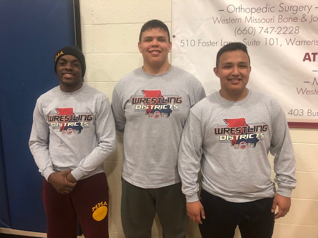 MMA State Qualifiers 2019