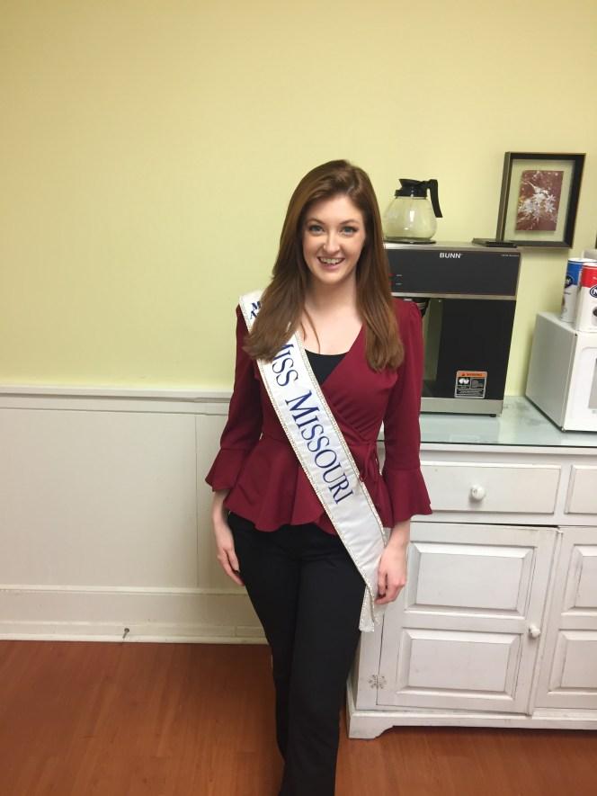 Miss Missouri Katelyn Lewis