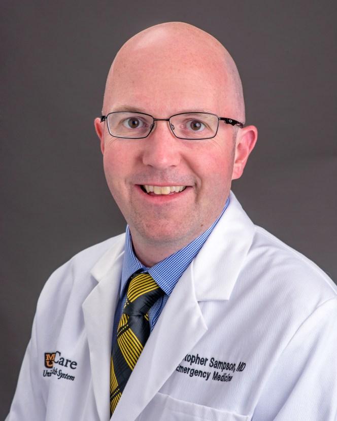 Chris Sampson, MD, Emergency Medicine