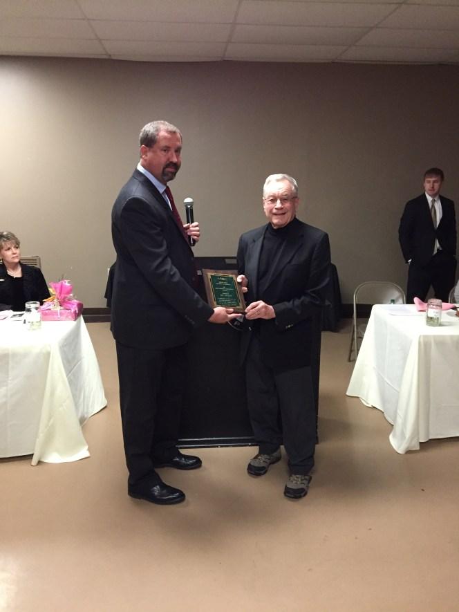 chamber philanthropic award