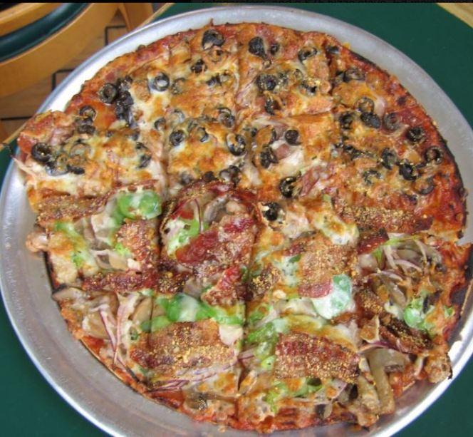 stl pizza