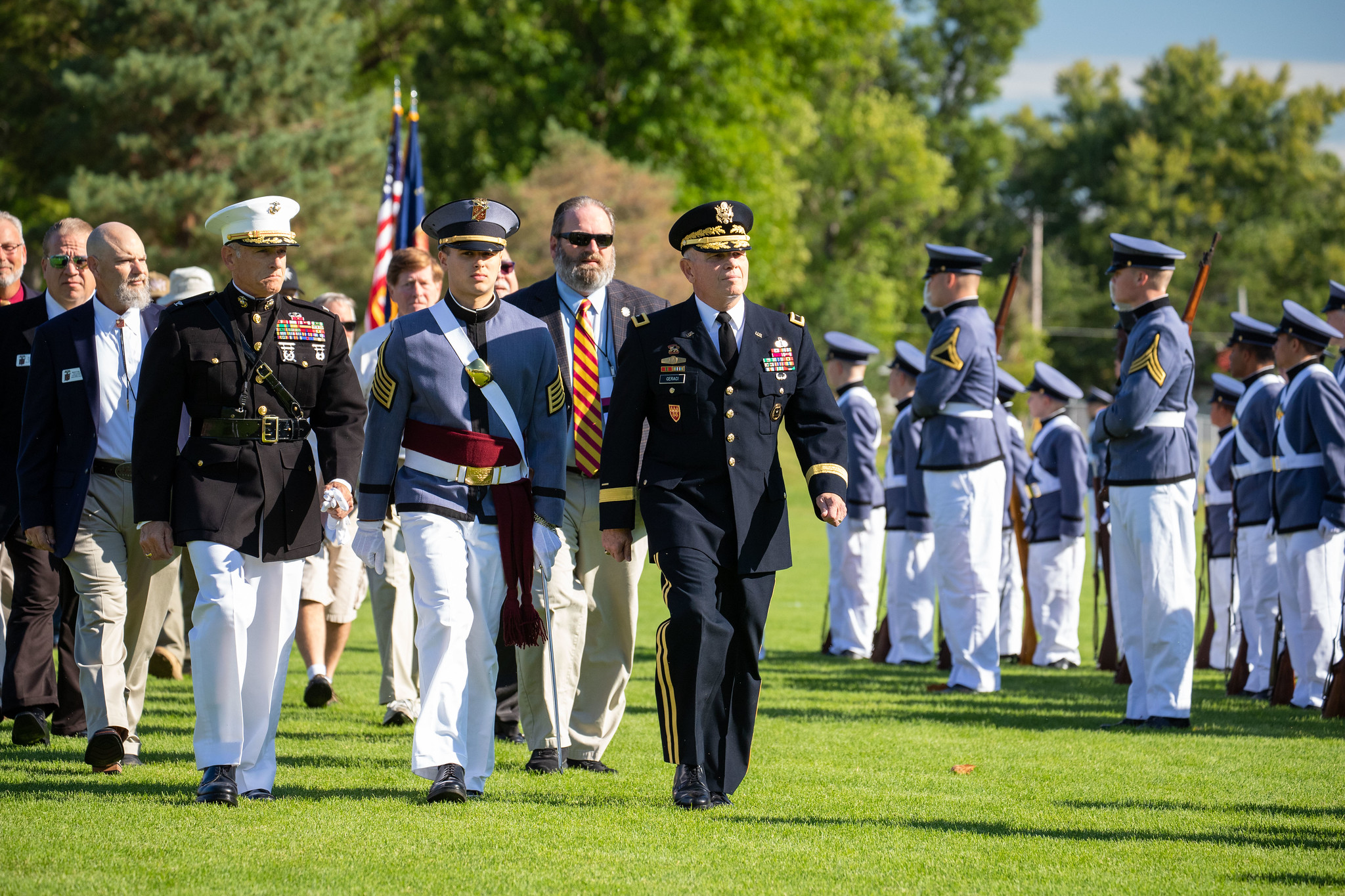 Missouri Military Academy Extends President Geraci's Contract