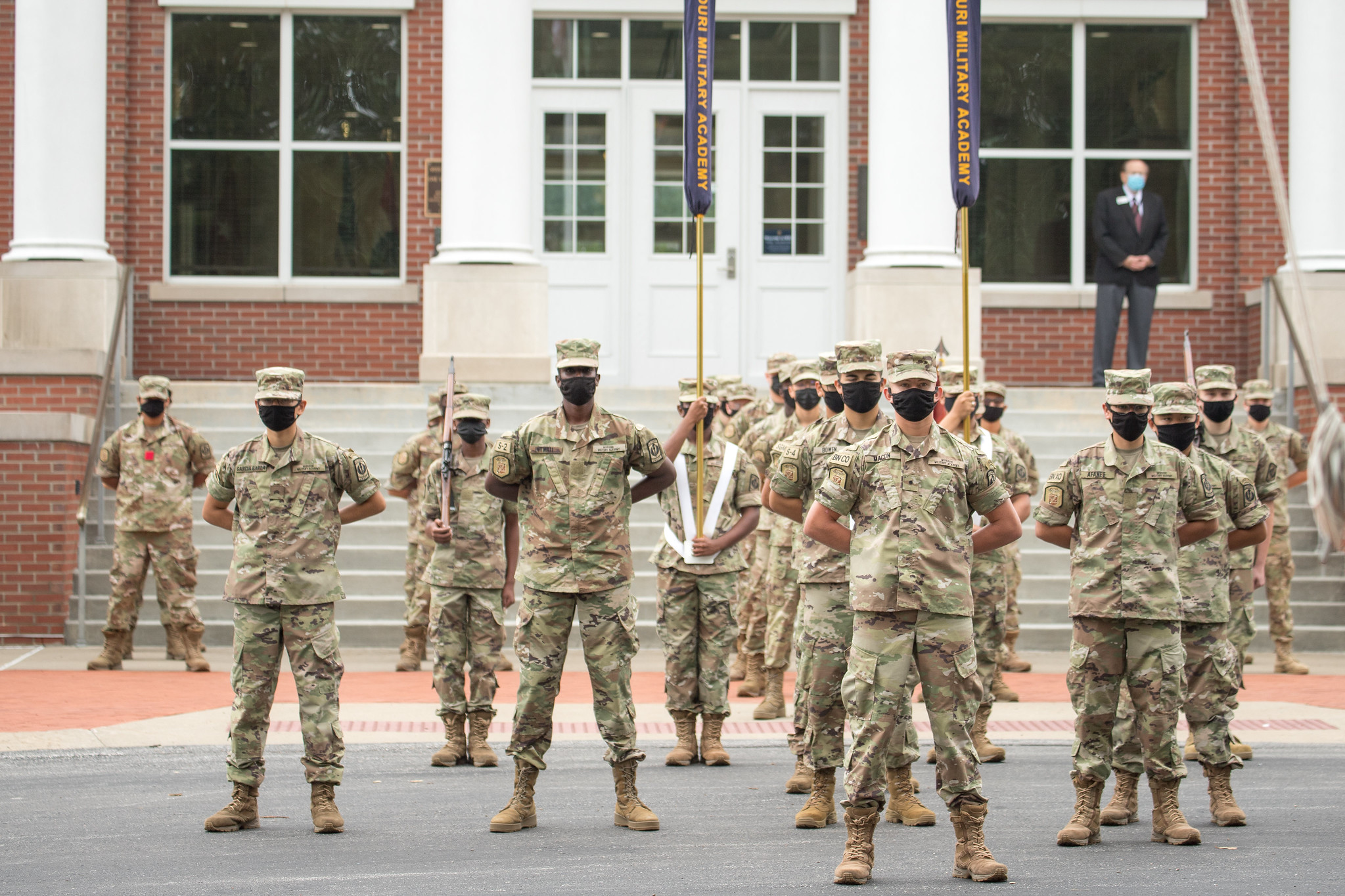 Missouri Military Academy Corps Of Cadets Nine Eleven Terrorist Attacks Remembrance Ceremony Planned For Saturday