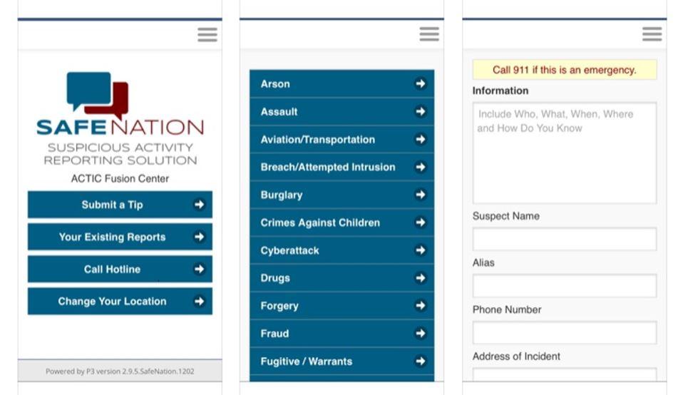 App Allows Missourians To Report Suspicious Activity