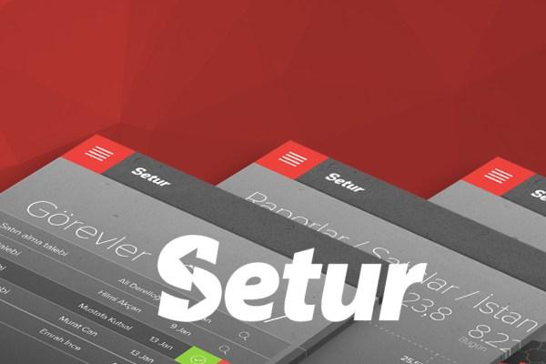 Setur Mobile Workplace