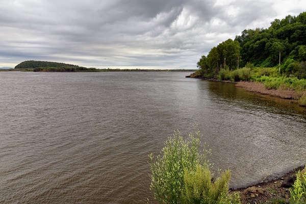 amur river duniya ki sabse badi nadi