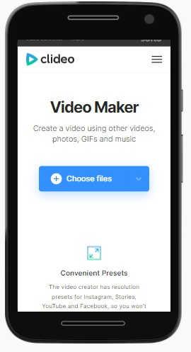 जिओ फ़ोन में फोटो से विडियो बनाना