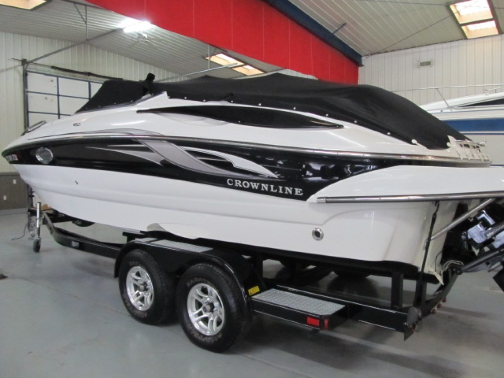 2009 Crownline boat, All Boats Service Center