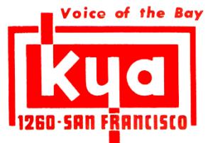 1260 KYA Radio Logo