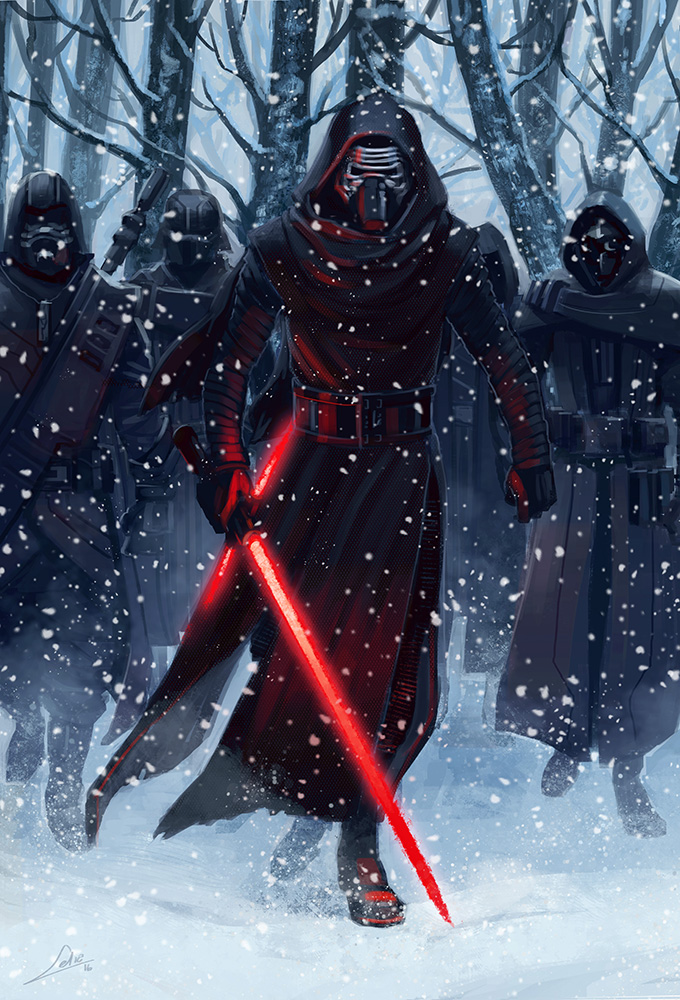 Knights Of Ren by Lelia Alvarez