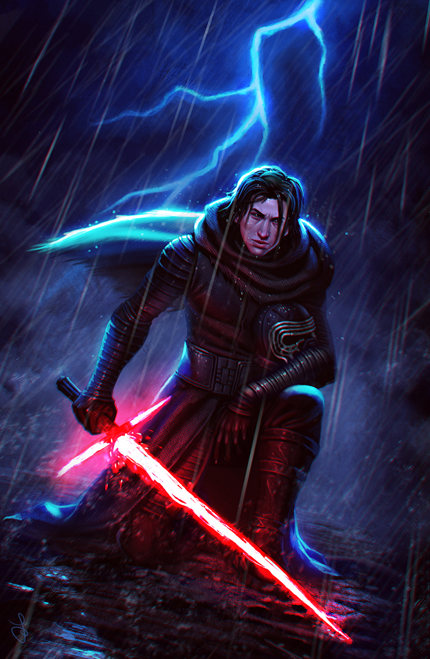 """Master Of The Knights Of Ren"" by Sarah Forlenza"