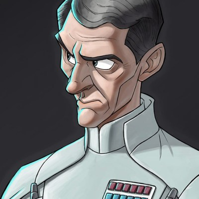 Director Krennic by Steven Ellison