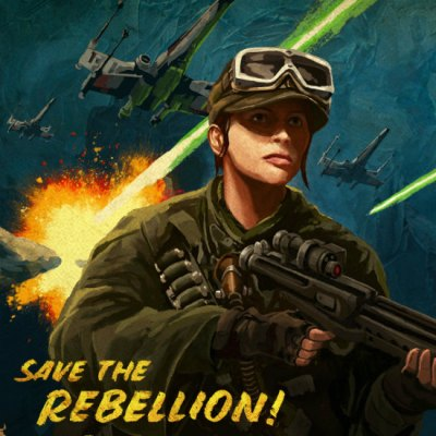 Save the Rebellion by John Hughes
