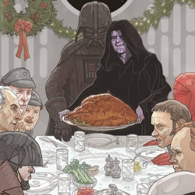 Seasons Greetings from the Empire by PJ McQuade