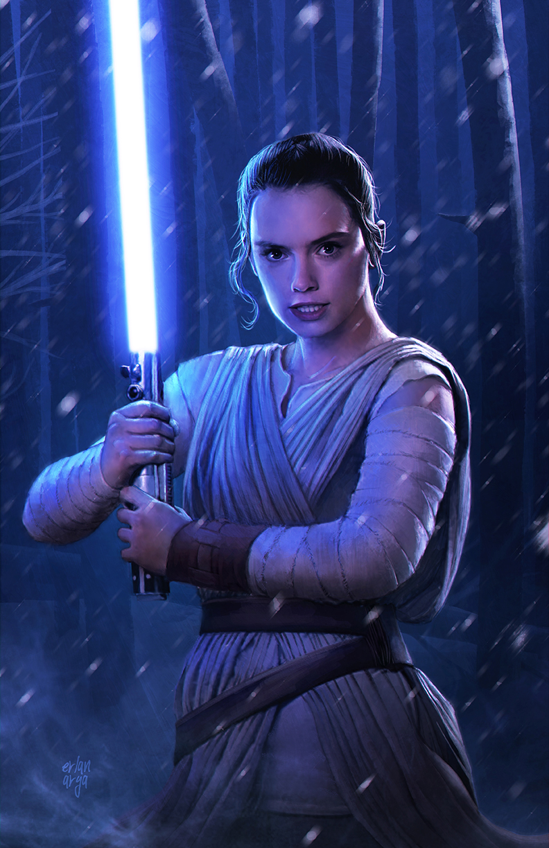 Rey by Erlan Arya