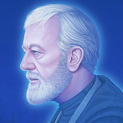 Obi-Wan Kenobi by Mike Mitchell