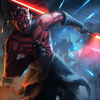 Maul by Whiluna