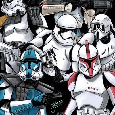 Troopers by Jarret Walen