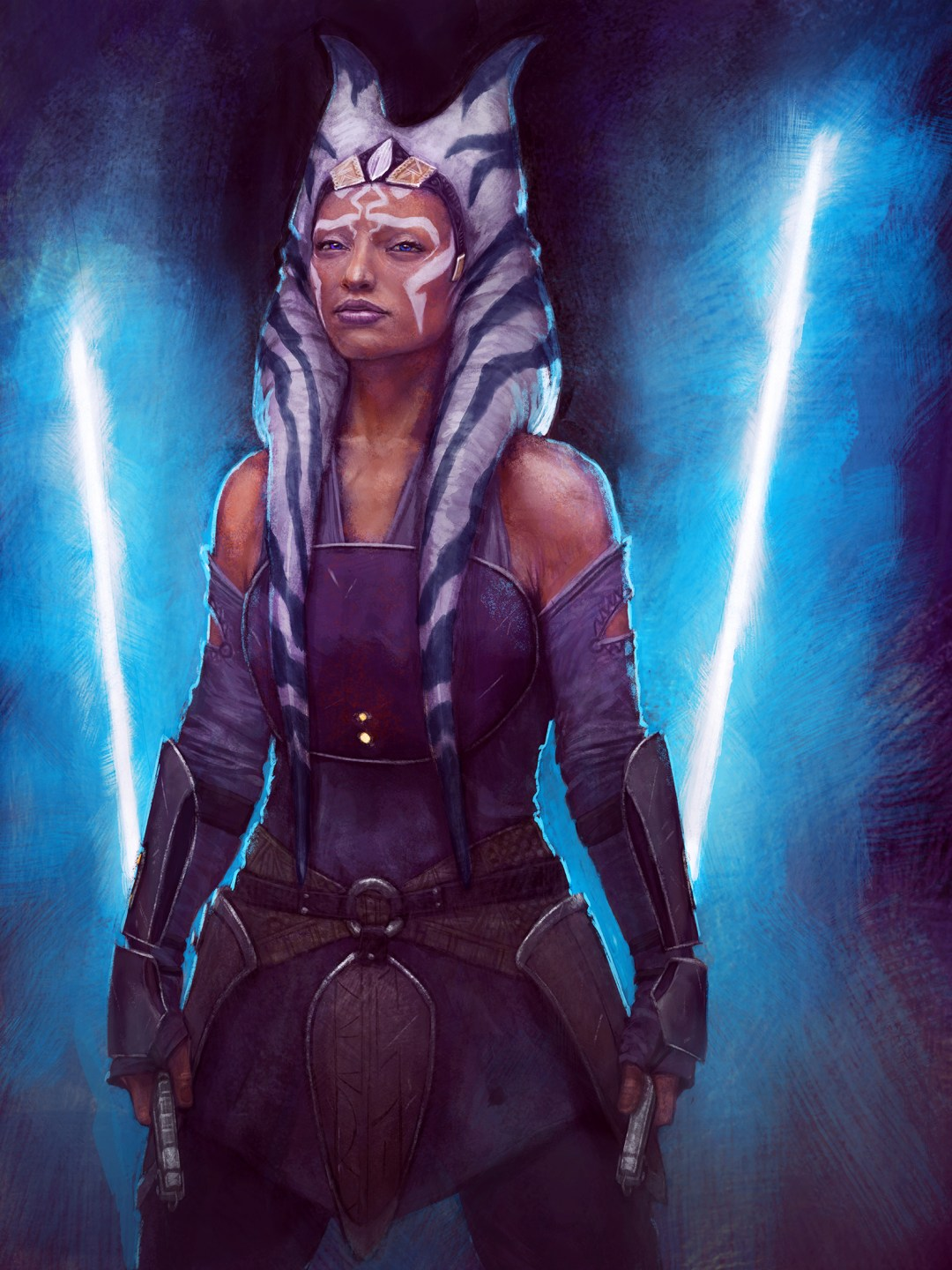 Ahsoka Tano by Travis Wilson
