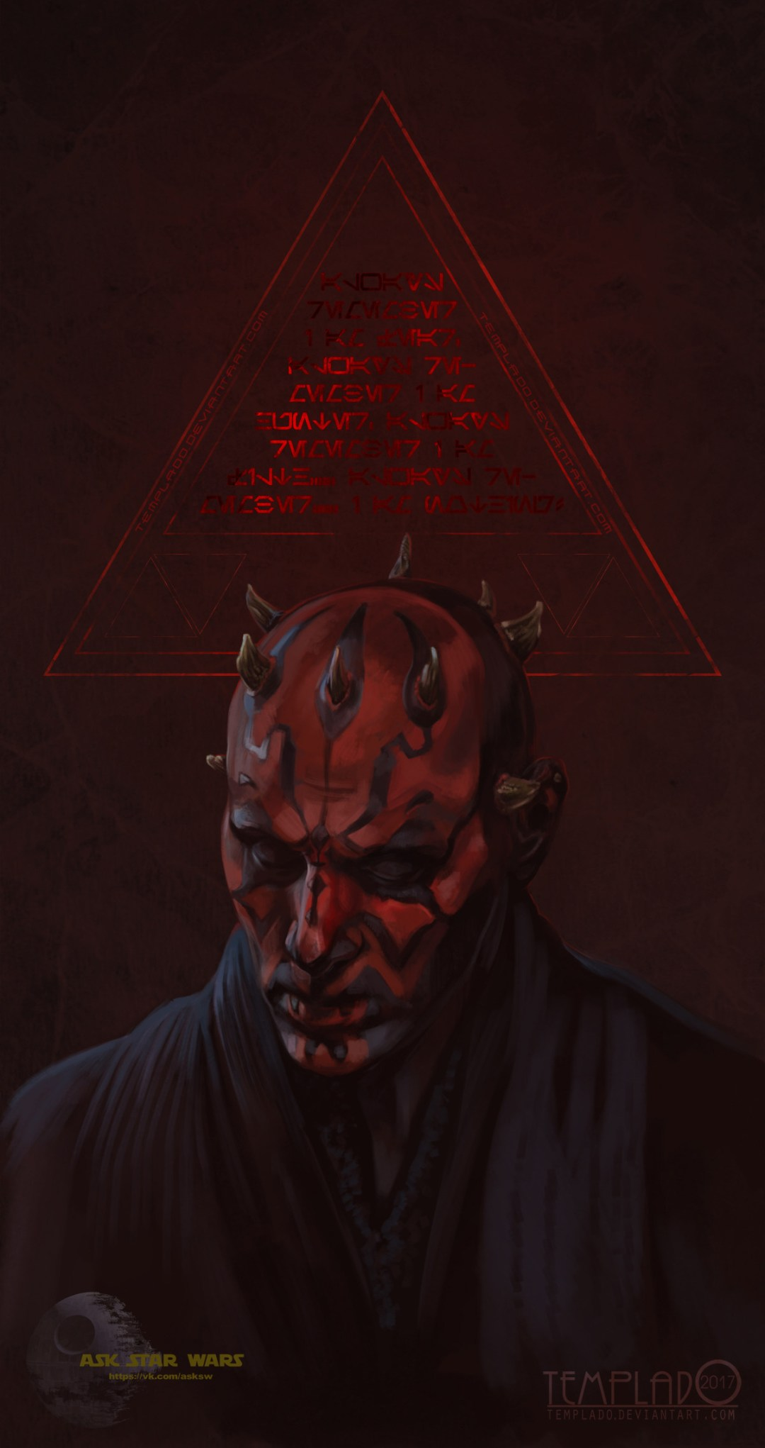 Maul by Maryanna Vorobyeva