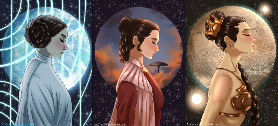 Princess Among The Stars by ArtCrawl