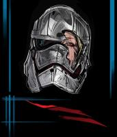 Captain Phasma by Eli Hyder