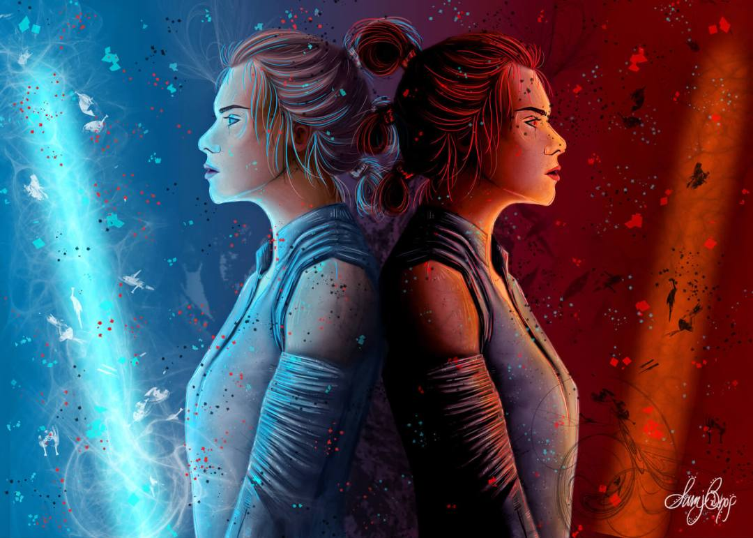 The Last Jedi by Samantha Bishop