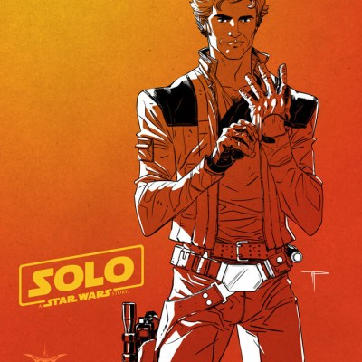 Solo Character Posters by Michael Pasquale