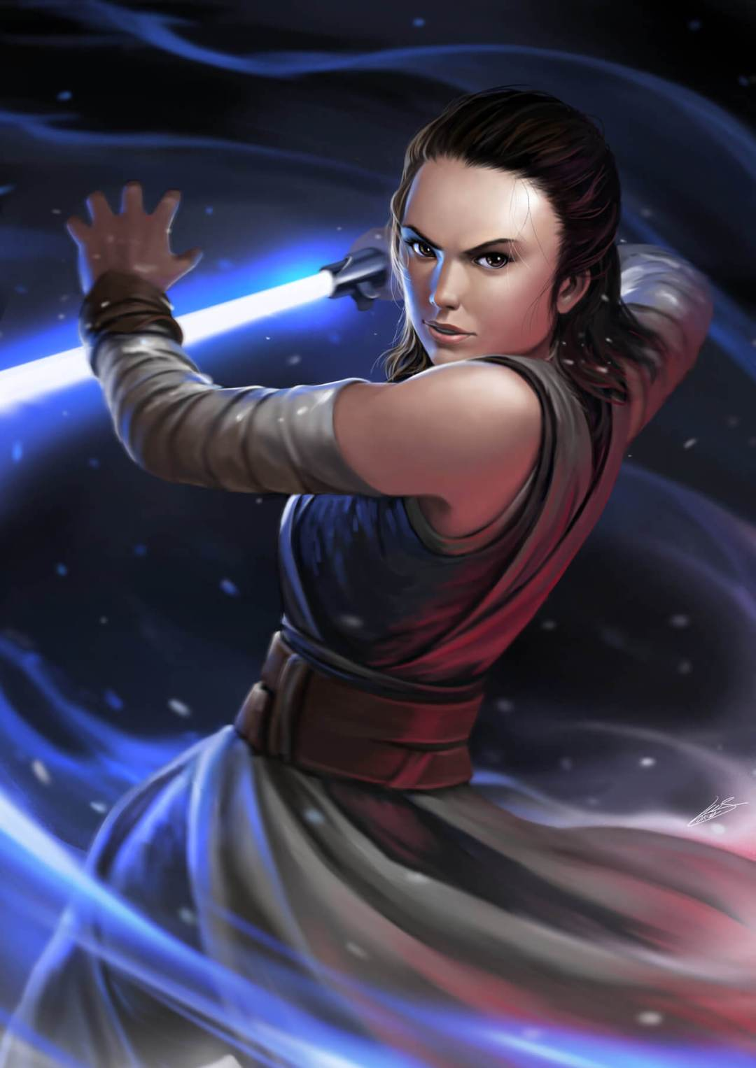 Rey by Luches Ng