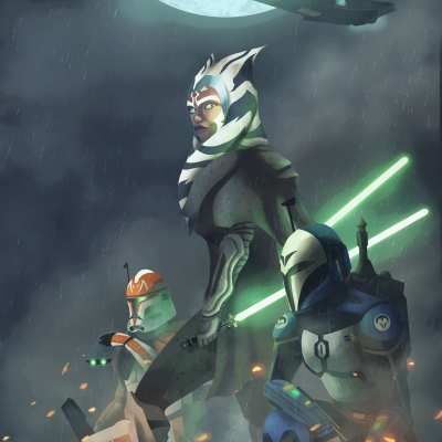 Siege Of Mandalore by Syed Ali Qaiser