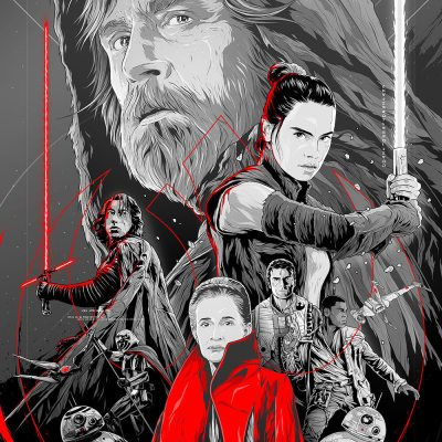 The Last Jedi by Harry Grundmann