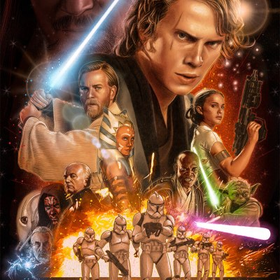 Prequel Trilogy by Kevin Nguyen
