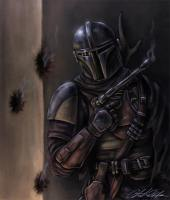 The Mandalorian by Christian Hadfield
