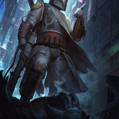 Boba Fett by Darren Tan