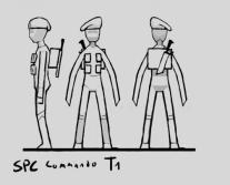 The Siege Portfolio: Enklave Commando Tier 1