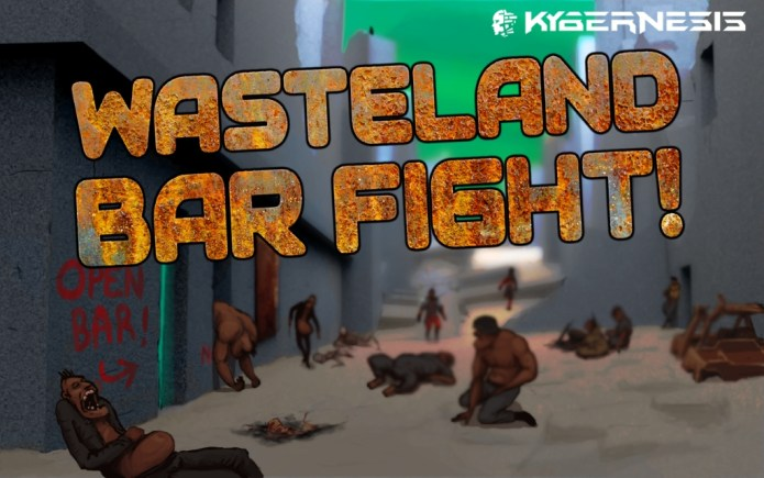 Wasteland Bar Fight is Nominated for SlideDB's App of the Year 2014