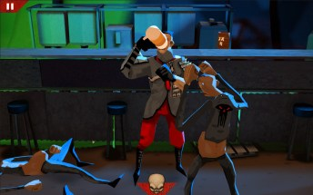 Wasteland Bar Fight: Guy Beer Time!