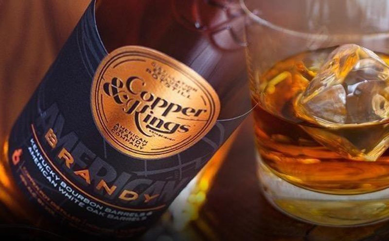 Copper and King Brandy