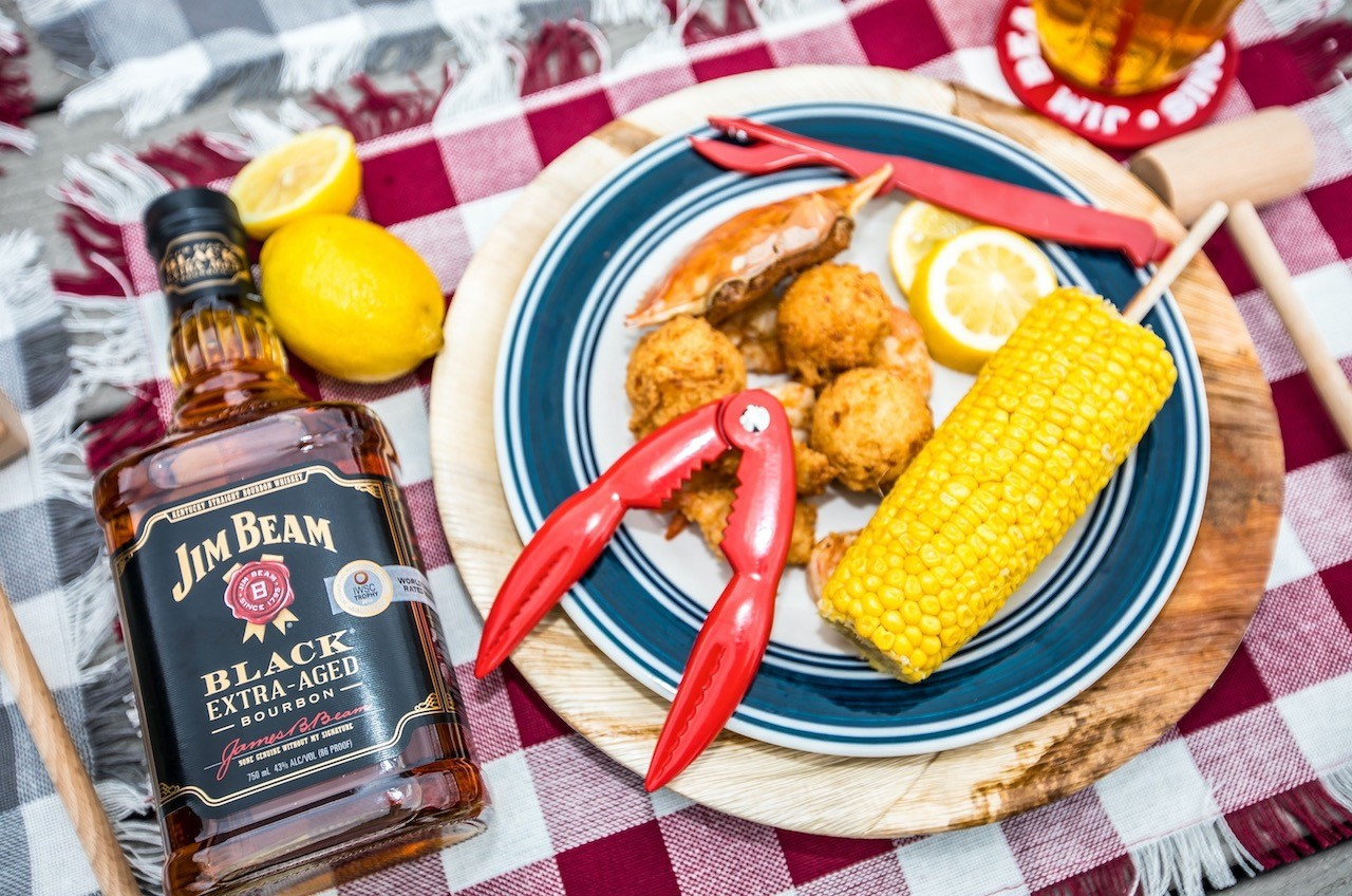 JB Boil - Jim Beam Bourbon Country Boil