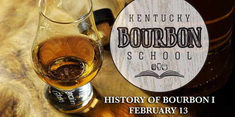 KY Bourbon School - History of Bourbon I