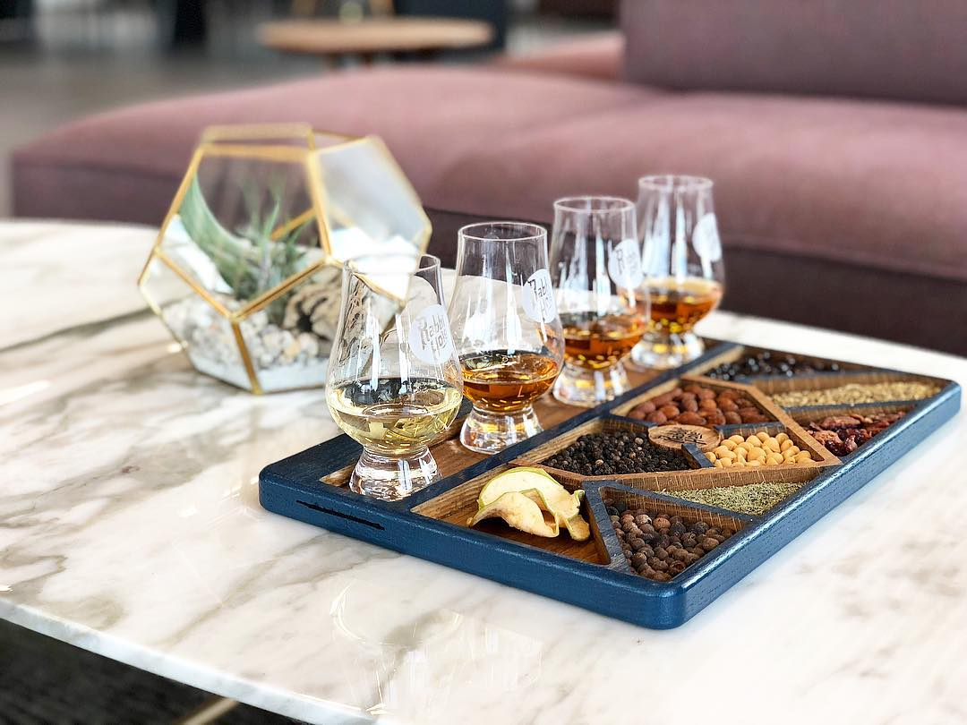 38871495 2177665235846642 9184882962309578752 n - Barrell Whiskey Tasting with founder, Joe Beatrice
