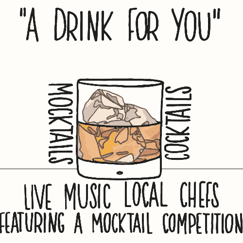 """a drink for you 2 - FIND YOUR PERFECT CONCOCTION AT """"A DRINK FOR YOU"""""""