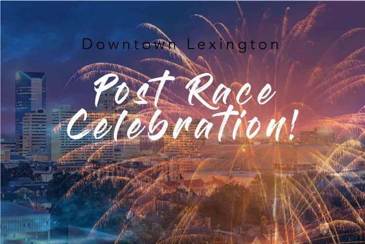 post race celebration - 2019's Post Race Celebration & Bourbon Expo